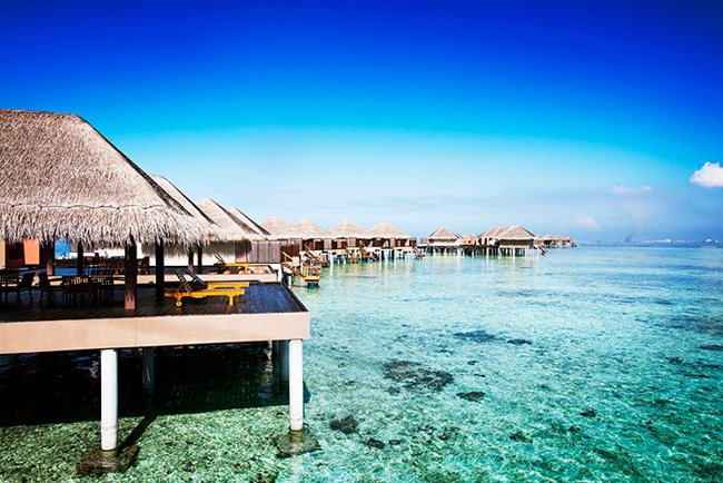 Maldivler'de Tatil Başka Güzel