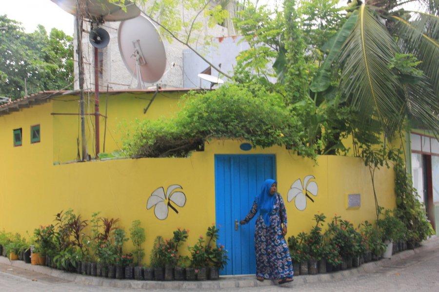 Maldivler Yerlileri