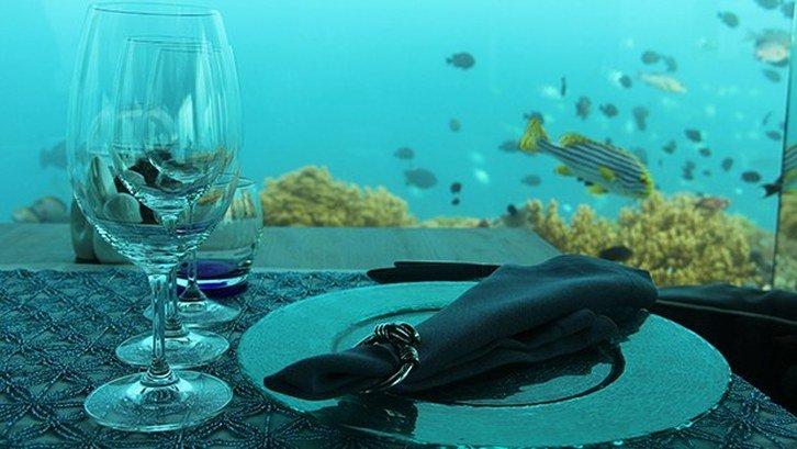 Maldivler Restoran