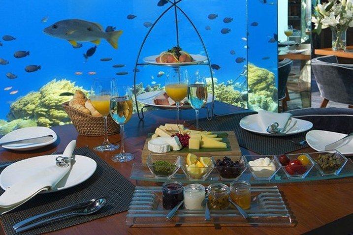 Maldivler Kahvaltı