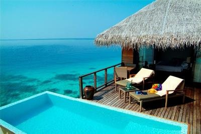 Maldivler'deki Oteller