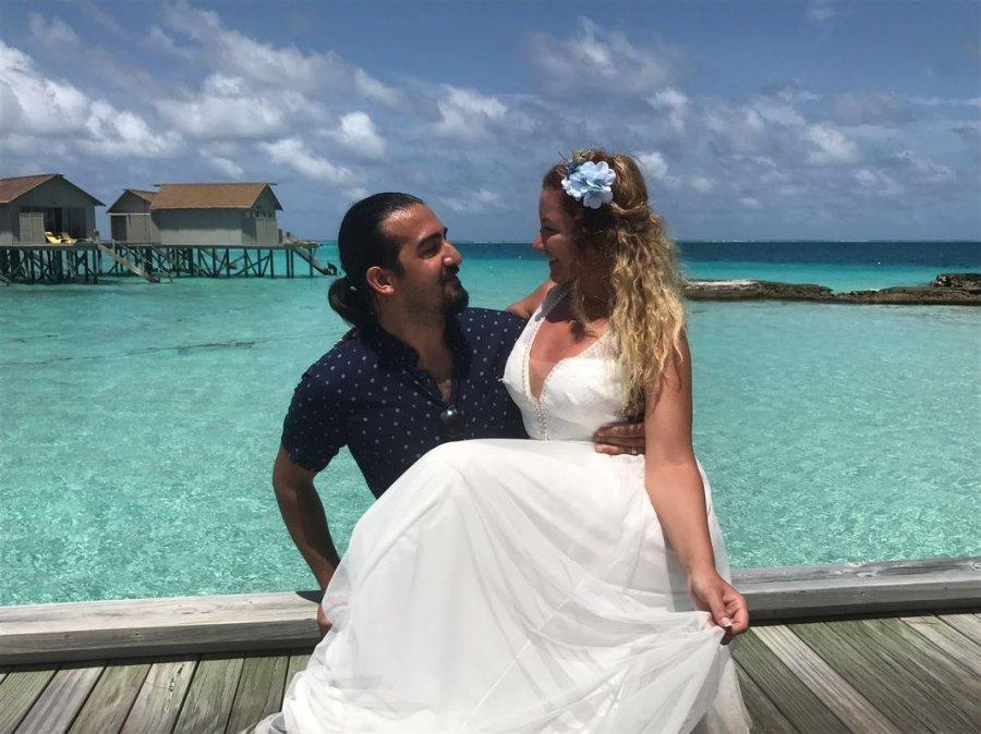 Maldivler Düğün Fotoğrafları